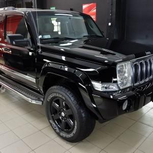Jeep Commander pełna korekta + powłoka 0220