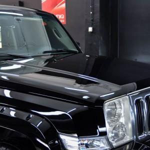 Jeep Commander pełna korekta + powłoka 0225