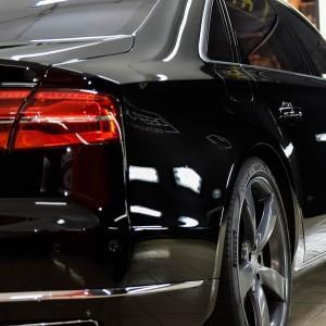 Audi A8 hybrid (pełna korekta + powłoka CS ULTRA) 5