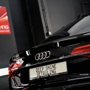 Audi A8 hybrid (pełna korekta + powłoka CS ULTRA) 6