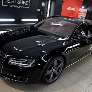 Audi A8 hybrid 2
