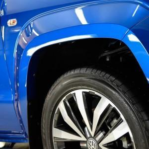 VW Amarok zabezpieczenie folią bezbarwną całego auta 6
