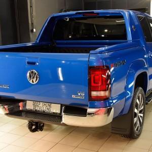 VW Amarok zabezpieczenie folią bezbarwną całego auta 7