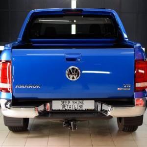 VW Amarok zabezpieczenie folią bezbarwną całego auta 14