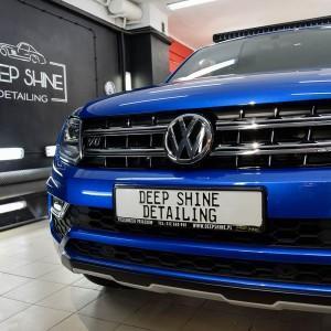 VW Amarok zabezpieczenie folią bezbarwną całego auta 15