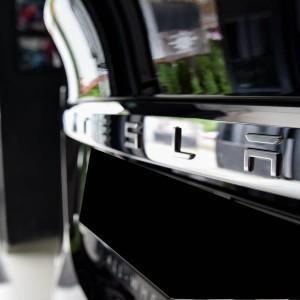 Tesla X zabezpieczenie folią bezbarwną + powłoka cs ultra 2