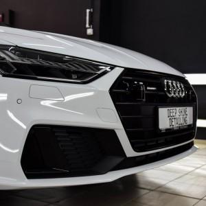 białe Audi S7