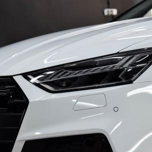 oklejone w Deep Shine Detailin Audi S7